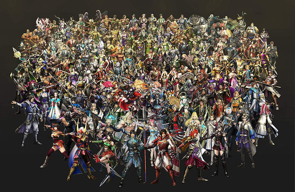 Warriors Orochi 4 Ultimate (Nintendo Switch)