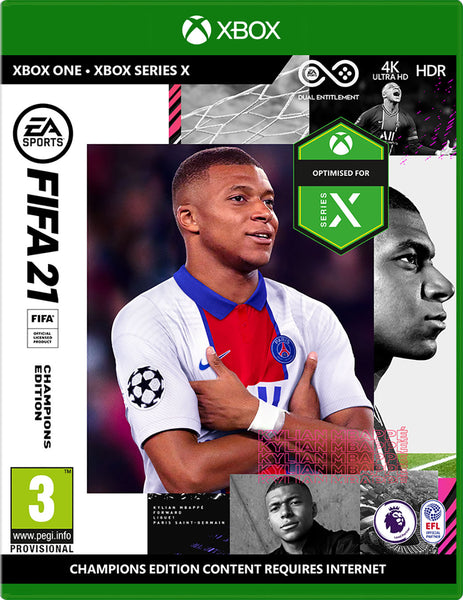 FIFA 21 - Champions Edition (Xbox One)