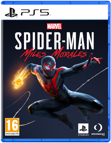 Marvel's Spider-Man: Miles Morales (PlayStation 5)