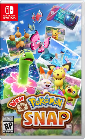 New Pokémon Snap (Nintendo Switch)