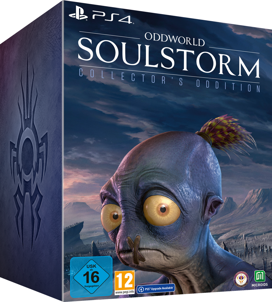 Oddworld Soulstorm: Collector's Oddition (PS4)