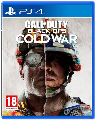 Call of Duty®: Black Ops Cold War - Standard Edition (PS4)