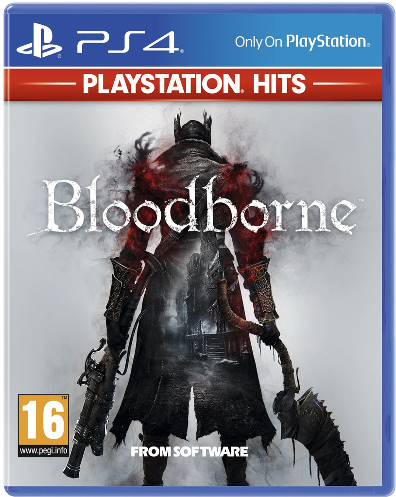 PlayStation Hits - Bloodborne (PS4)