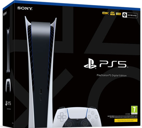 Sony PlayStation®5 Digital Edition (PS5)