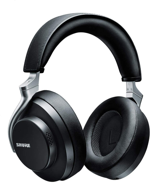 Shure AONIC 50 Wireless Noise Cancelling Headphones - Black