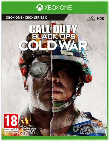 Call of Duty®: Black Ops Cold War - Standard Edition (Xbox One)