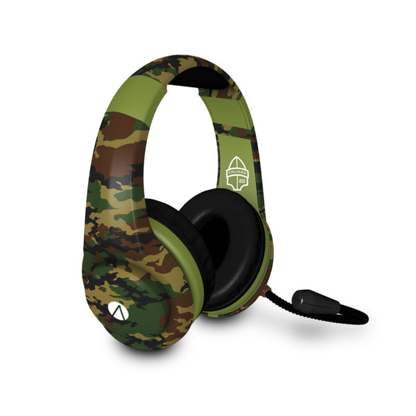 Stealth Cruiser Gaming Headset - Green Camo (Multiformat)