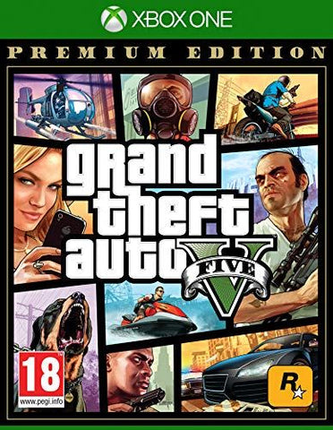 Grand Theft Auto V: Premium Edition (Xbox One)