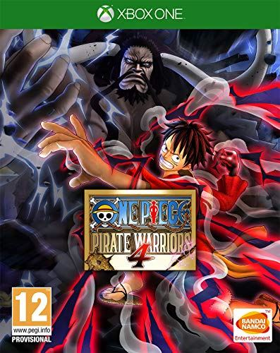 One Piece Pirate Warrriors 4 (Xbox One)