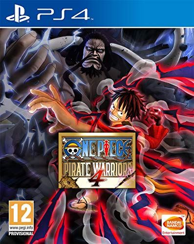 One Piece Pirate Warrriors 4 (PS4)