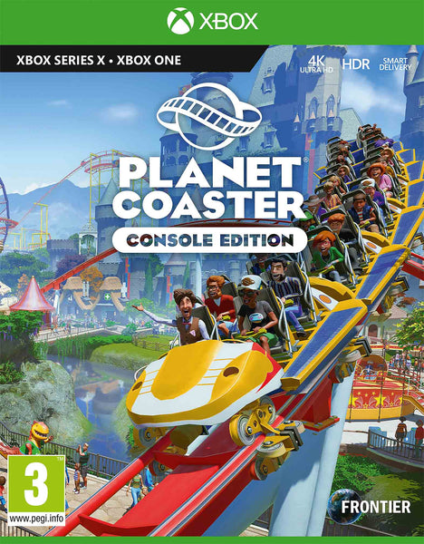 Planet Coaster - Console Edition (Xbox One / Xbox Series X Smart Delivery)