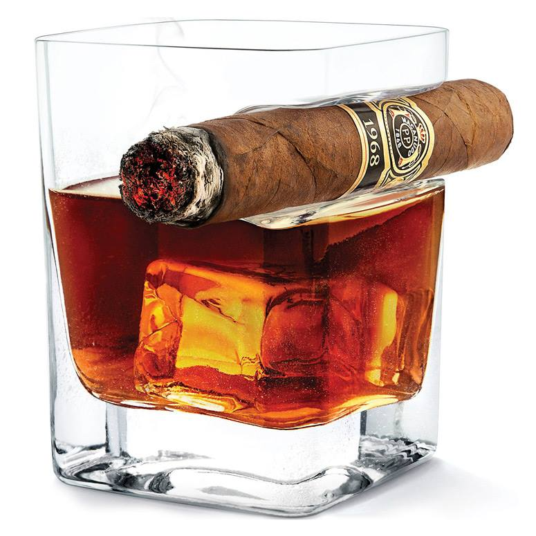 Corkcicle® - Cigar Glass