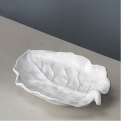 Save   VIDA Lettuce Medium Leaf Platter  - MEDIUM