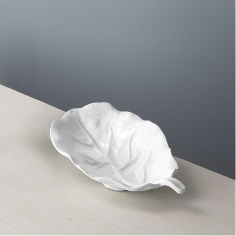 Beatriz Ball - VIDA Lettuce Small Leaf Platter  - SMALL