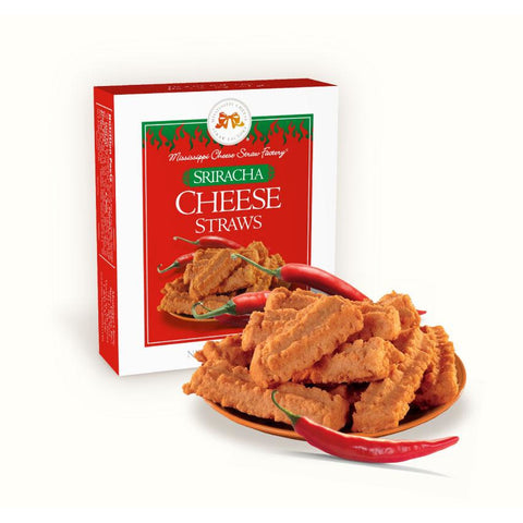 Sriracha Cheese Straws 1 oz. Single