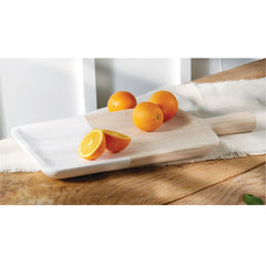 PAULOWNIA LARGE BOARD WITH ORANGES