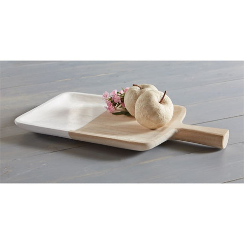 MUD PIE - PAULOWNIA LARGE BOARD