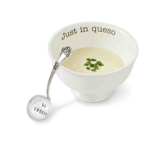 MUD PIE - JUST IN QUESO DIP SET