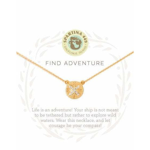 Spartina 449 SEA LA VIE ADVENTURE NECKLACE