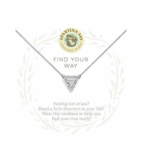 Spartina 449 SEA LA VIE FIND YOUR WAY NECKLACE