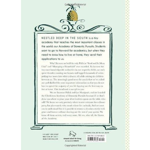 Charleston Academy of Domestic Pursuits: A Handbook of Etiquette with Recipe