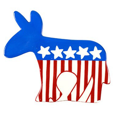 Happy Everything Mini Attachment - Democrat Donkey (Retired)