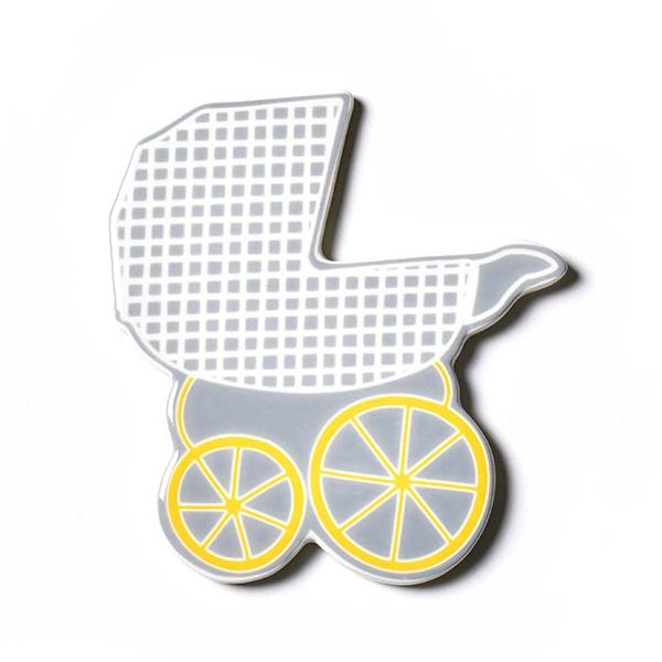 Happy Everything Mini Attachment - Baby Carriage