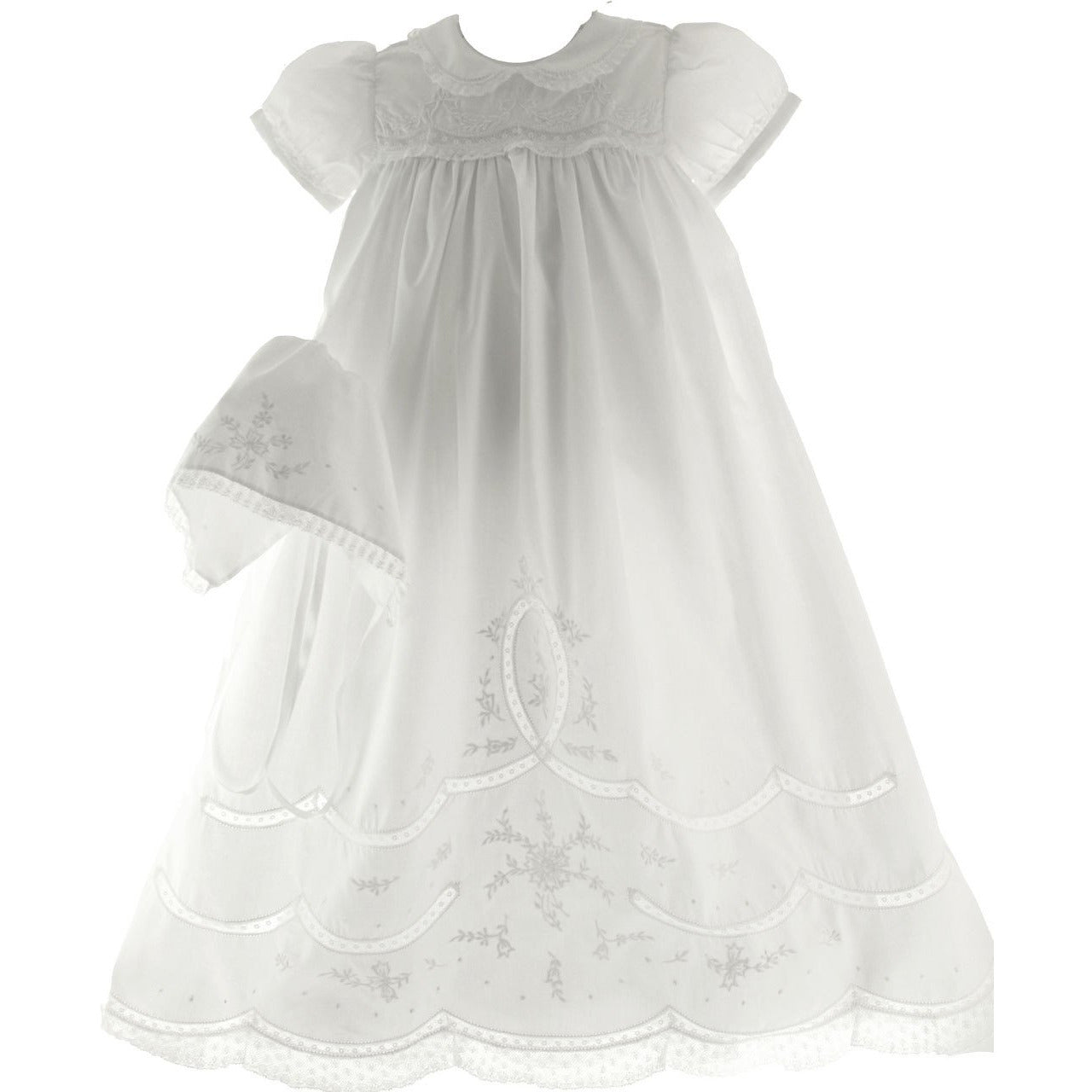 Feltman Brothers Christening or Baptism gown