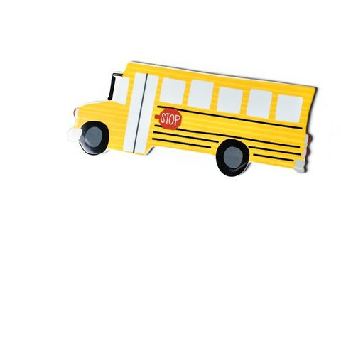 Happy Everything Mini Attachment -  School Bus
