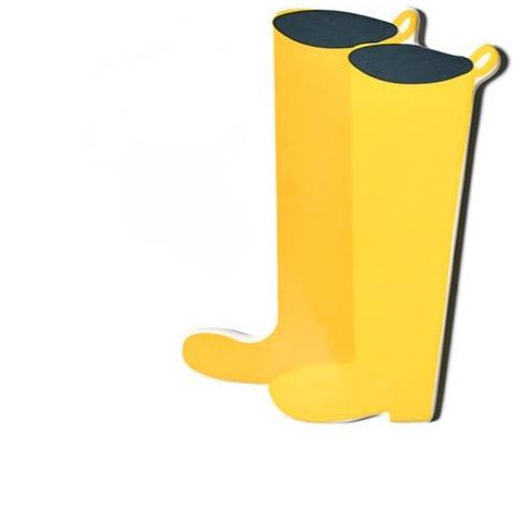 Happy Everything Mini Attachment -   Yellow Wellies