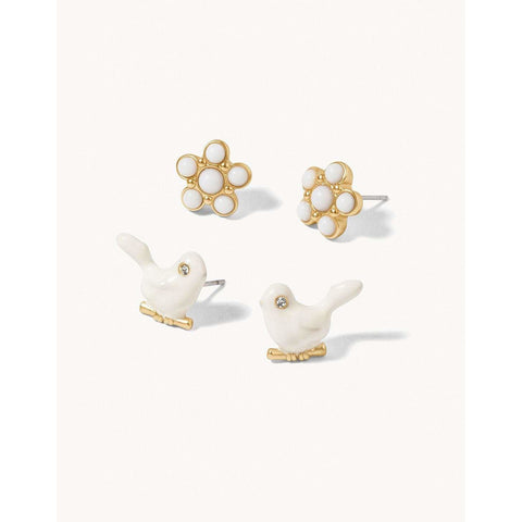 Spartina 449 - SONGBIRD STUD EARRINGS SET