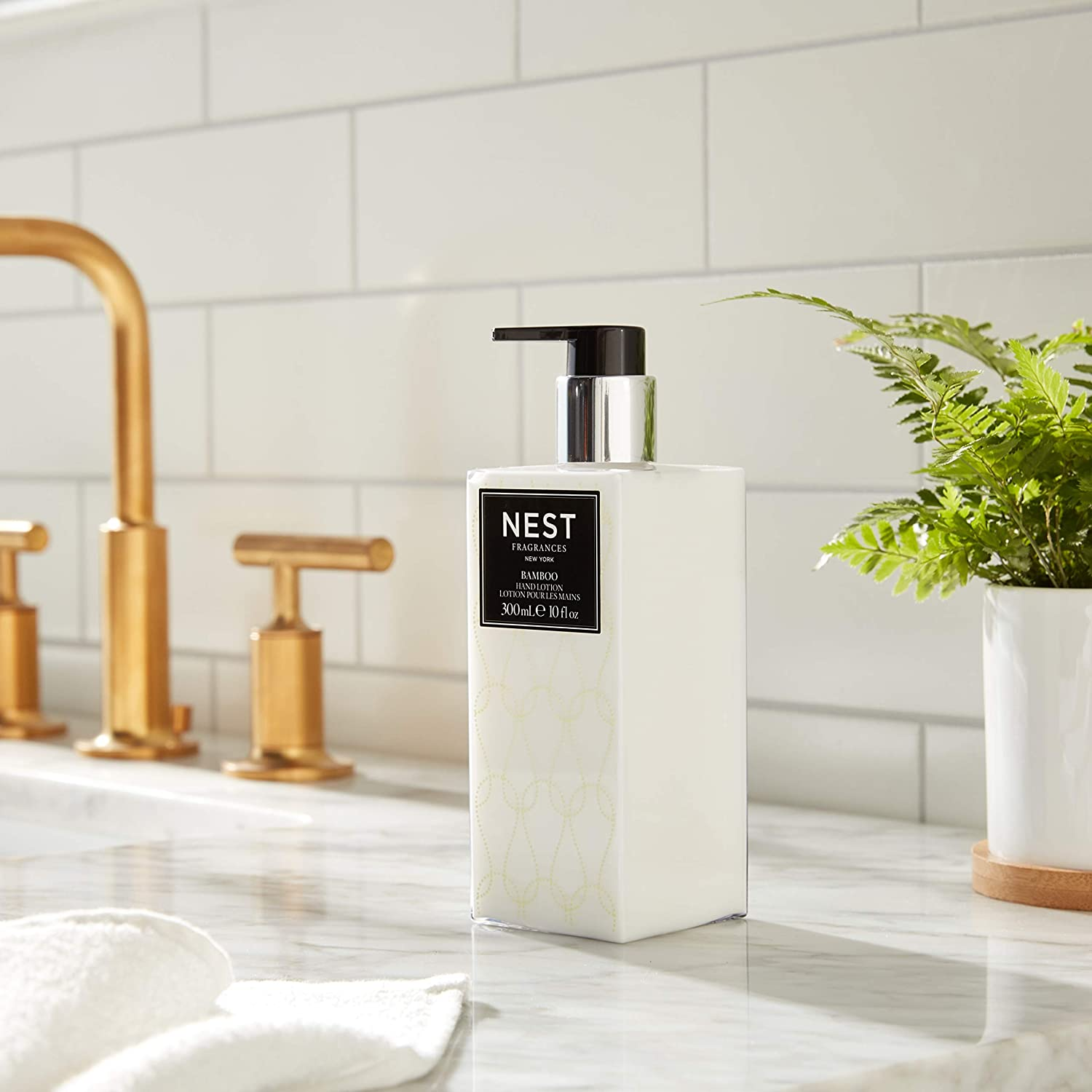NEST - Bamboo Liquid Soap and Hand Lotion