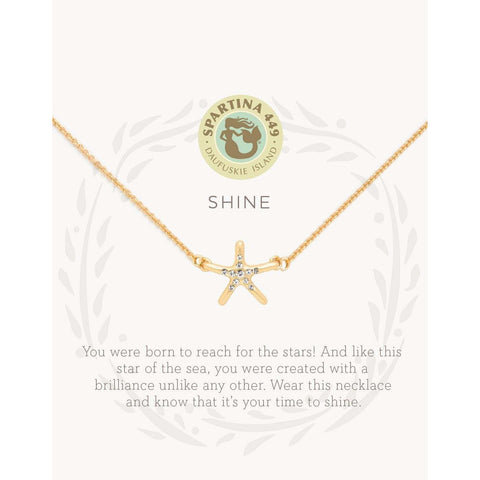 Spartina 449 SEA LA VIE SHINE NECKLACE