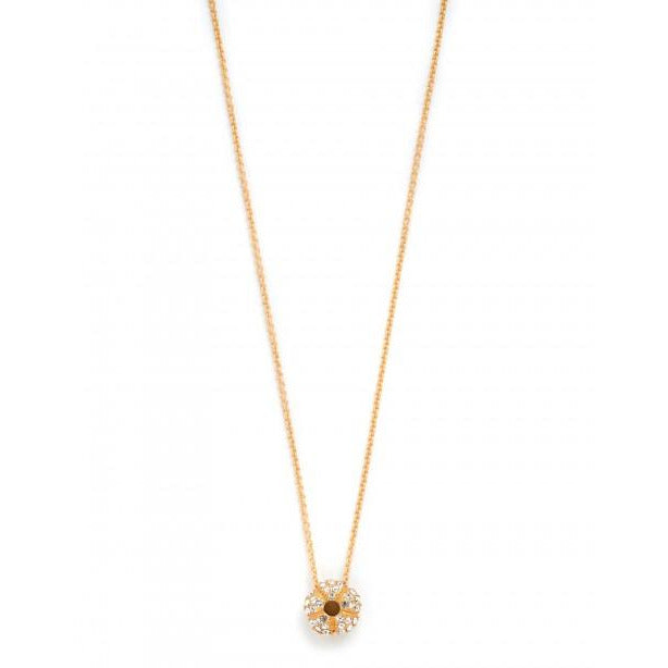 "Spartina SEA LA VIE NECKLACE 18"" JUST BE/SEA URCHIN-GOLD"