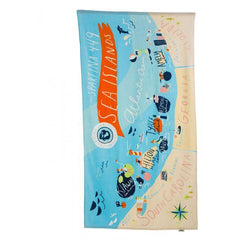 Spartina 449 SEA ISLANDS BEACH TOWEL