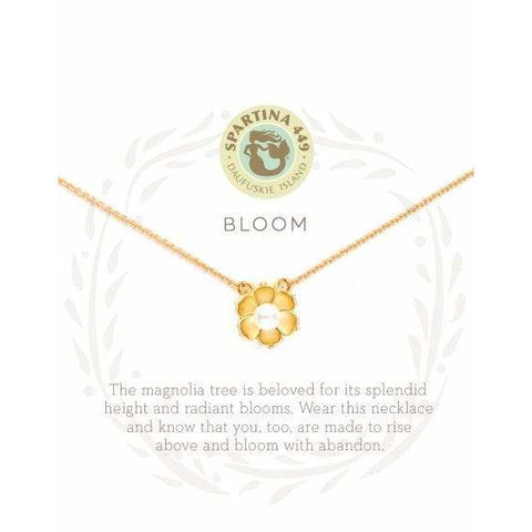 Spartina 449 SEA LA VIE BLOOM NECKLACE
