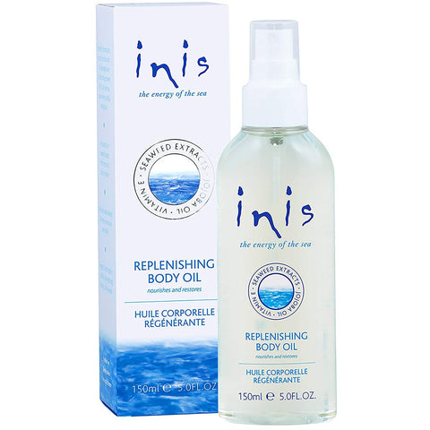 Inis the Energy of the Sea -Replenishing Body Oil