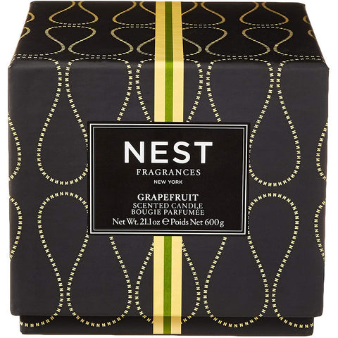 NEST - Grapefruit Classic Candle - 3 wick 21.1 oz Candle
