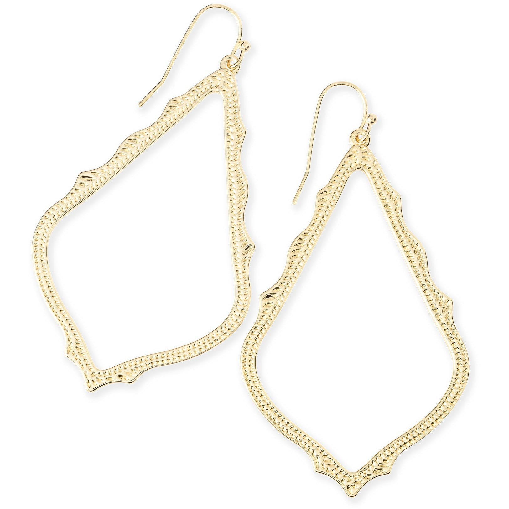 Kendra Scott - Sophee Drop Earrings in Gold, Front View
