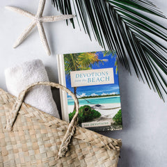 Devotions from the Beach: 100 Devotions fits in your beach bag