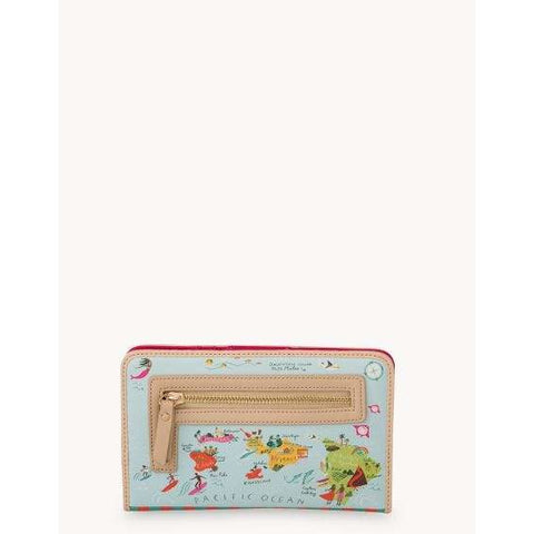 Spartina 449 - Hawaiian Islands Snap Wallet