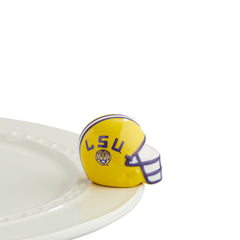 Nora Fleming - LSU Helmet