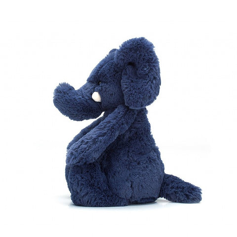 Jellycat Bashful Blue Elephant
