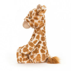 Jellycat Bashful Giraffe, Side View