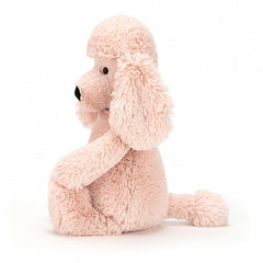 Jellycat Bashful Poodle SIDE VIEW