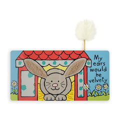 Jellycat - If I Were A Bunny Board Book inside view