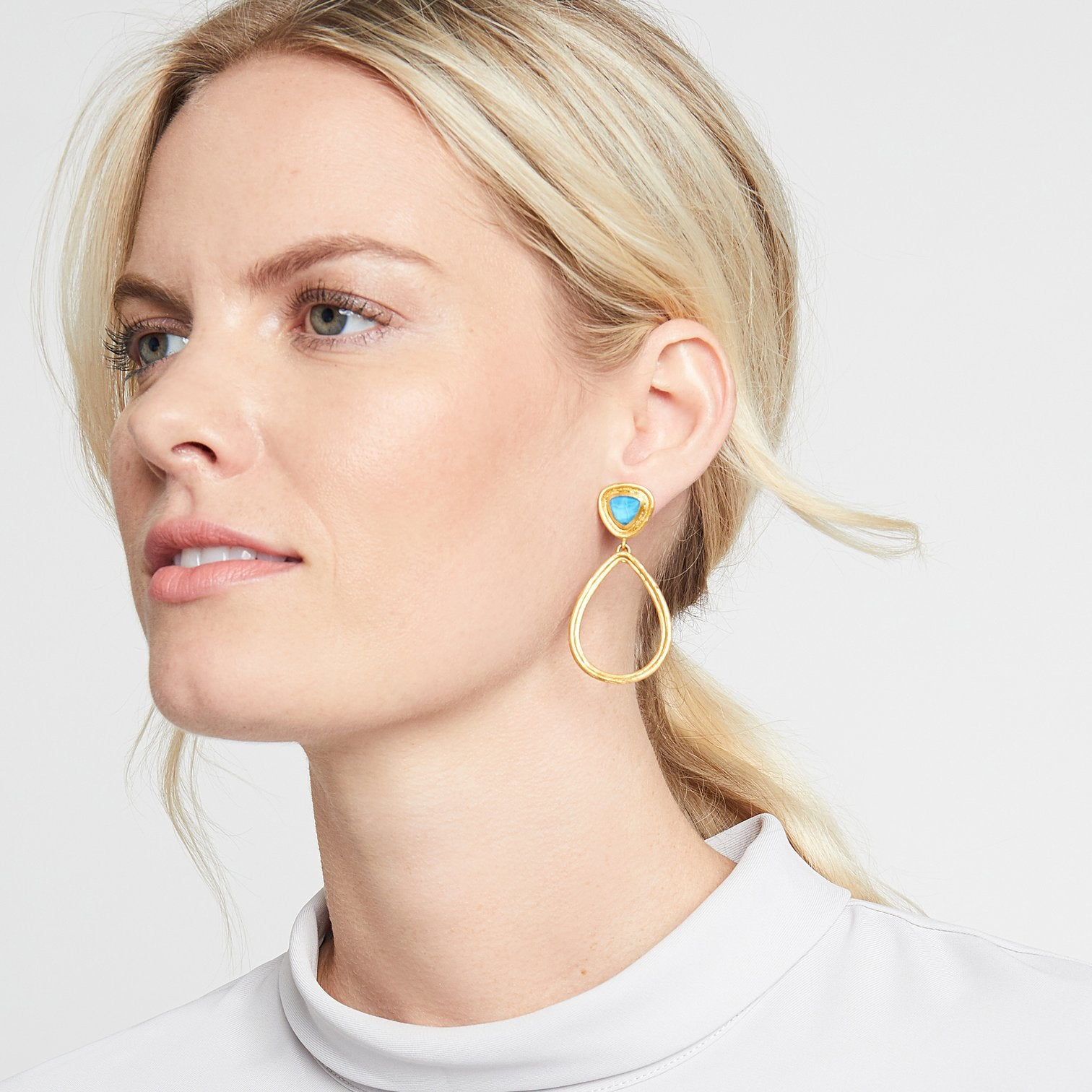 JULIE VOS - Barcelona Statement Earring