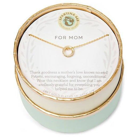 Spartina SEA LA VIE MOM NECKLACE