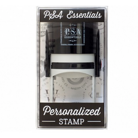 PSA Essentials Personalized Stamp Kit