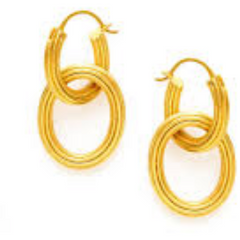 JULIE VOS - byzantine 2-in-1 earring